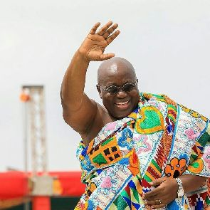 Supporting the arts is an important focus of mine – President Akufo-Addo