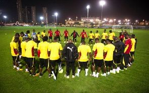 Black Stars to play friendly against Mexico in June